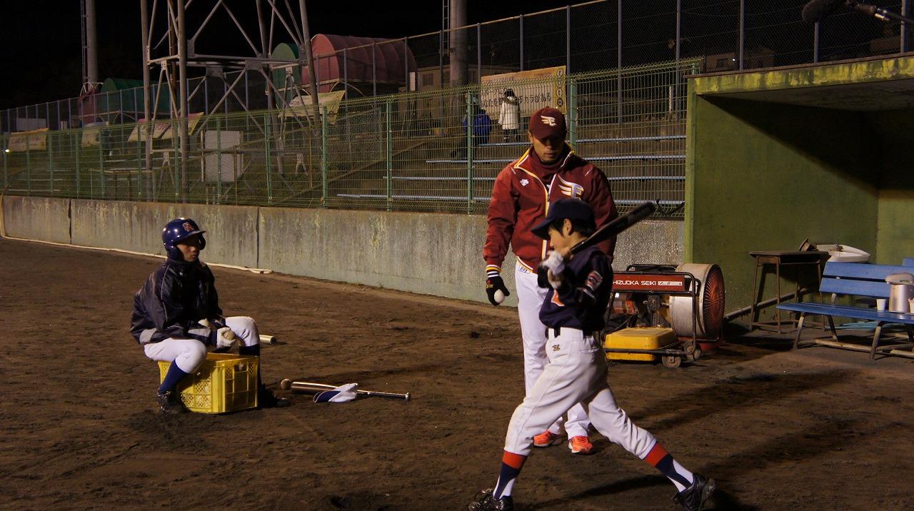 少年野球教室03